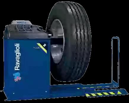 RAV GTL2.120H Standard Heavy Duty Truck Balancer