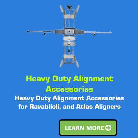 Heavy Duty Alignment Accessories