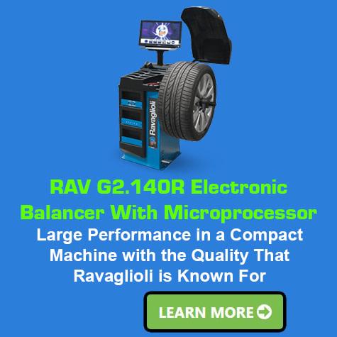 Automotive Wheel Balancers