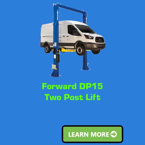 Forward-DP15-Two-Post-Lift