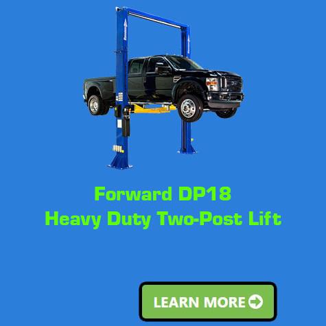 Forward-DP18-Heavy-Duty-Two-Post-Lift
