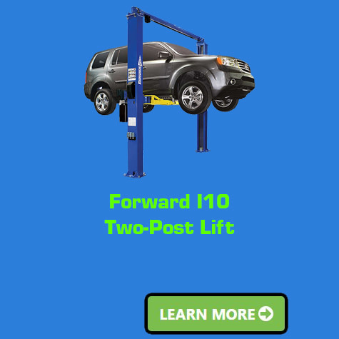 Forward-I10-Two-Post-Lift