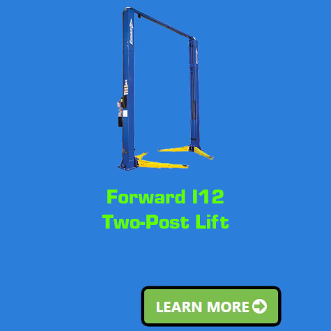 Forward-I12-Two-Post-Lift