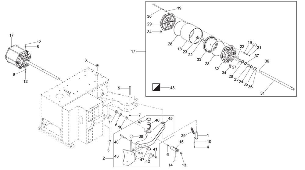 G8645.26-Bead-Breaker-Arm-Unit