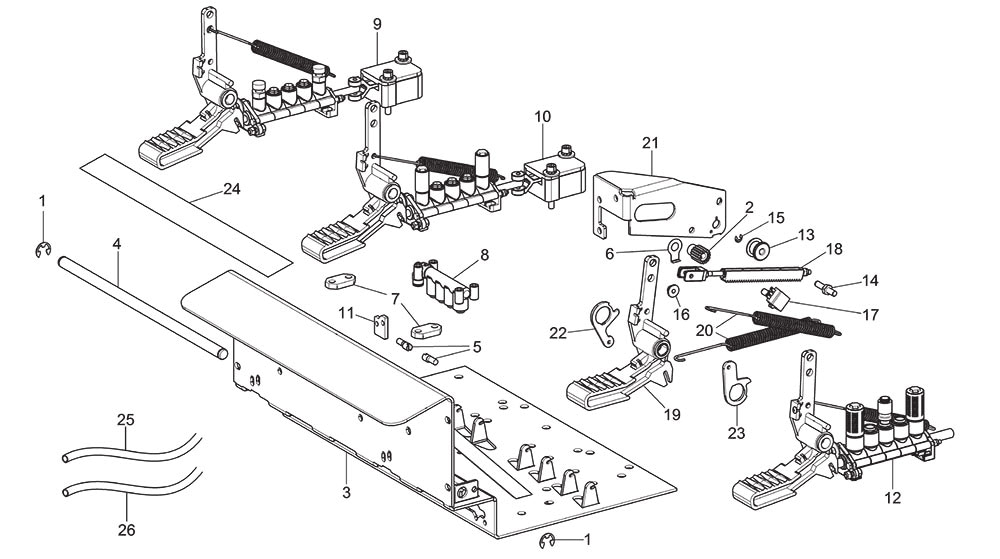 G8645.26-Inverter-Machine-Pedalboard-Unit