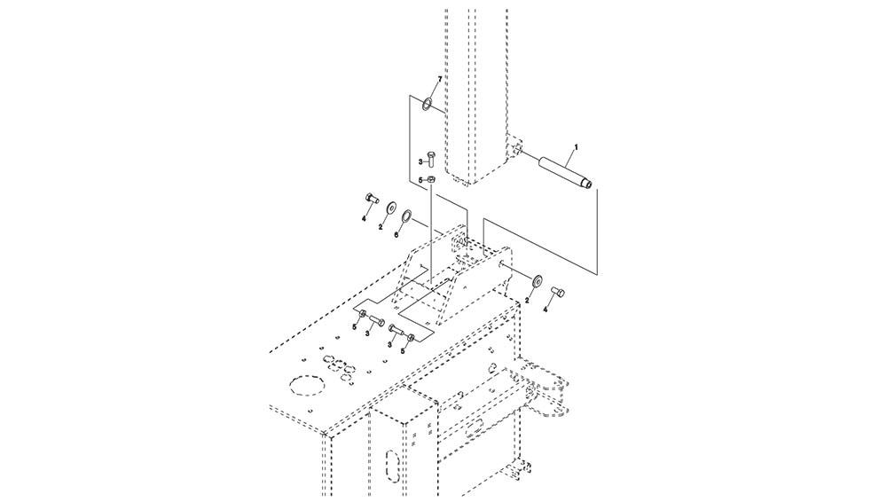 G8645.26-Rod-Tilting-Fulcrum-Unit