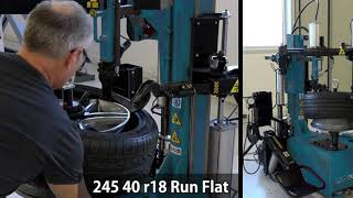 G8945.26 Memory Leverless Tire Changer Video2