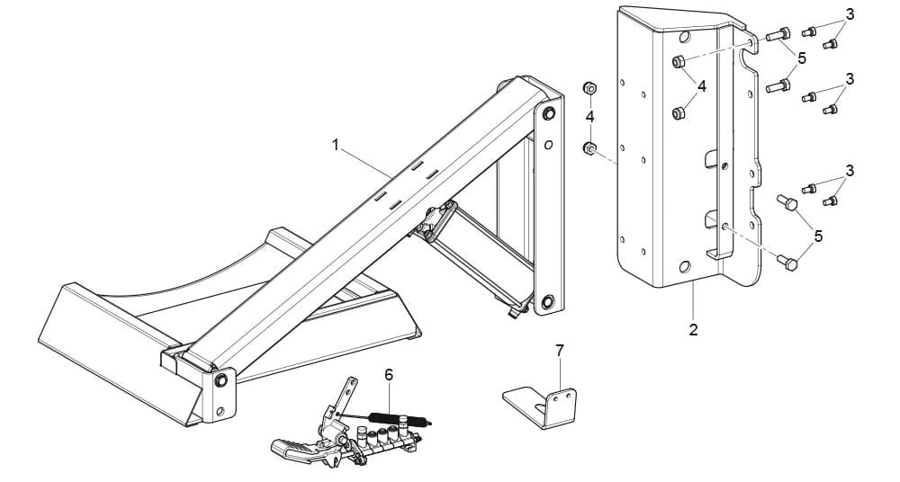G8945DS.ITA-Lateral-Lifting-Device-G8945DS.ITA-Assembly-Unit