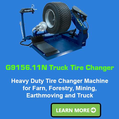 Ravaglioli G9156.11N-Truck-Tire-Changer