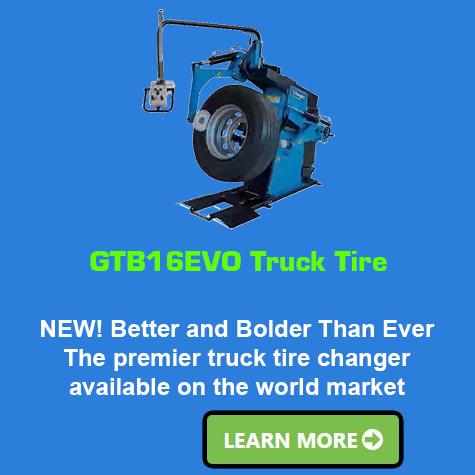 Ravaglioli GTB16EVO-Truck-Tire-Changer