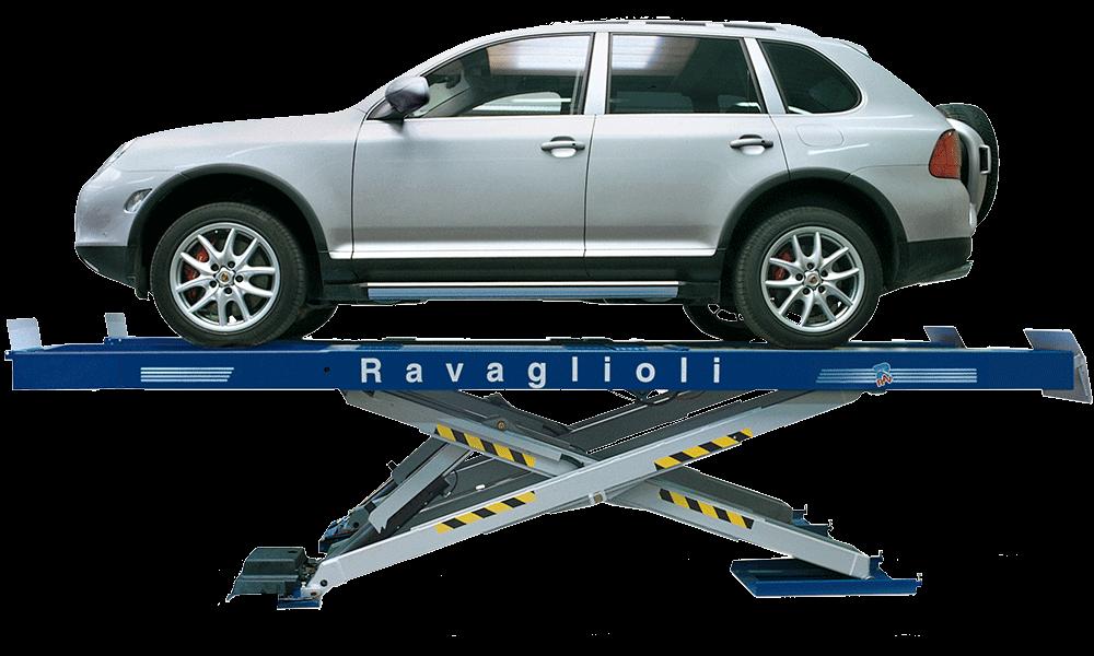 RAV-660.2-14,000LB-Alignment-Scissor-Lift