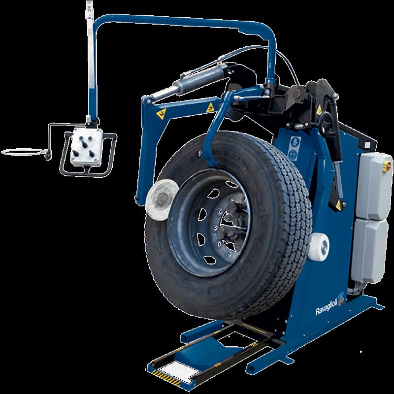 Ravaglioli-GTB16N-Heavy-Duty-Tire-Changer