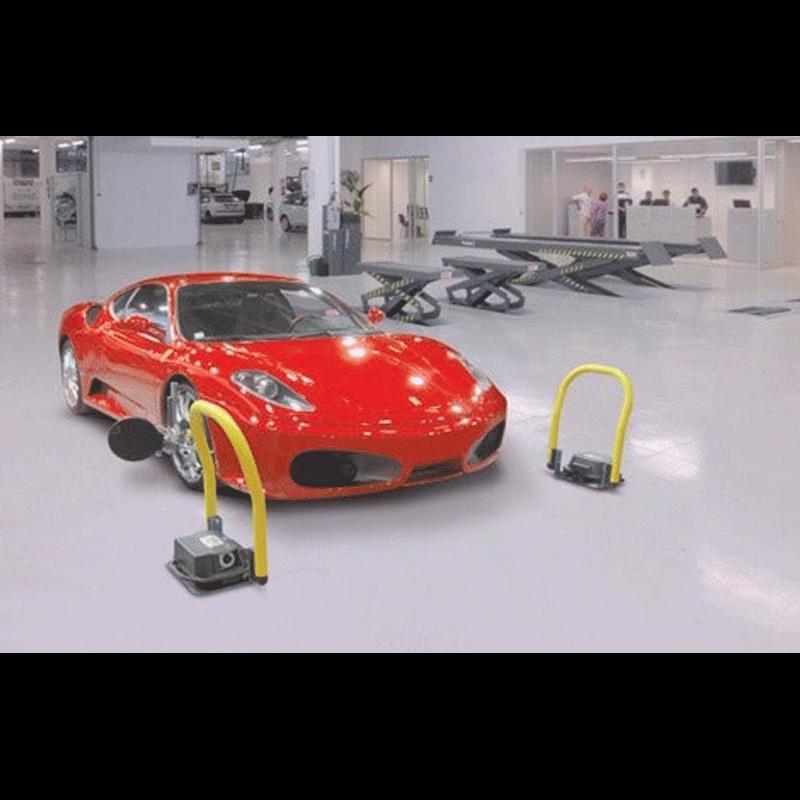 Vistar Floor Measuring