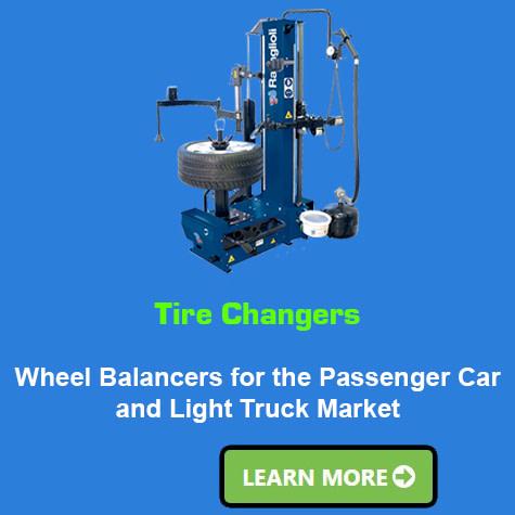 RAVAmerica Tire Changers