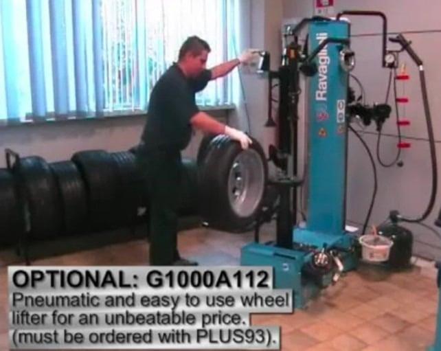 Video G1150.30-Magic-With-Plus-93-Wheel-Lift