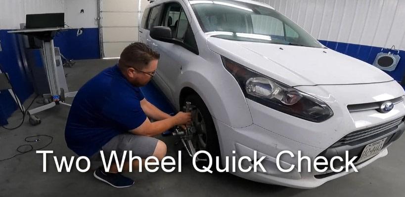 Two Wheel Quick Check