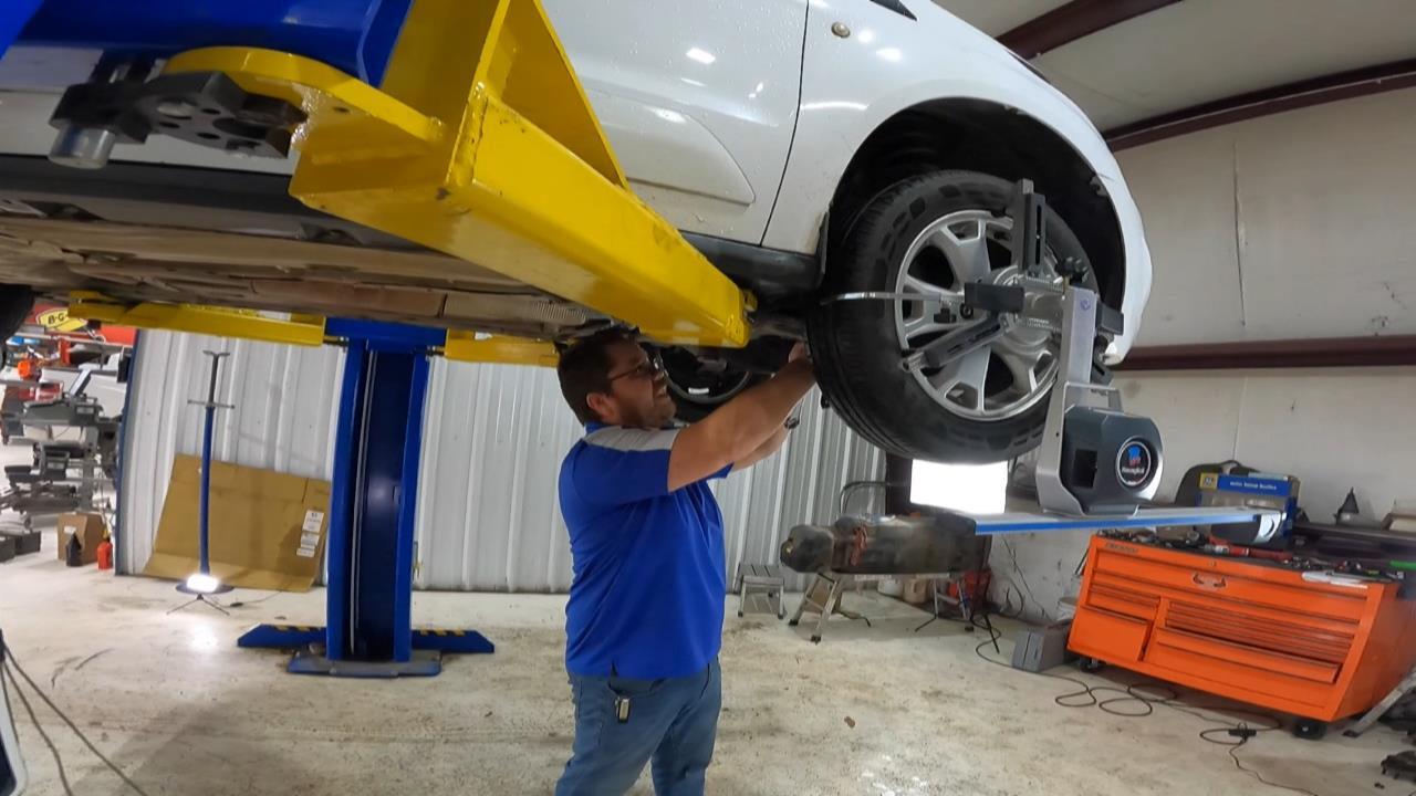 Wheels Free RAVAmerica TestDrive 2.0 WI-FI Alignment System