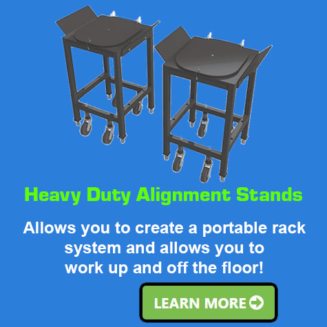 Heavy Duty Alignment Stands