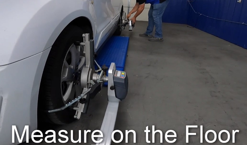 Measure on the Floor